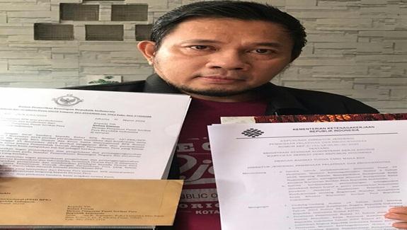 SPRI Surati Kepala Daerah dan Menteri Terkait UKW dan Verifikasi Media