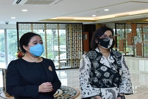 Ketua DPR RI DR (H.C) PUAN MAHARANI