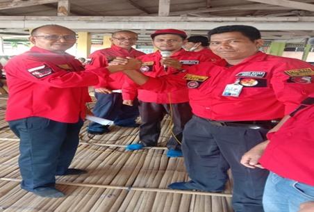 Pesta Bonataon Dan Pengurus Baru Pemuda Batak Bersatu Wilayah Sepatan Induk Banten Penuh Khidmat