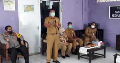 Sekda Memimpin Rapat Koordinasi Persiapan Pelaksanaan Kampung Tangguh