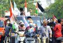 Dukung Aksi Kemanusiaan Akibat Konflik Palestina, Wakil Ketua DPRD Kota Tangerang Turun Ke Jalan