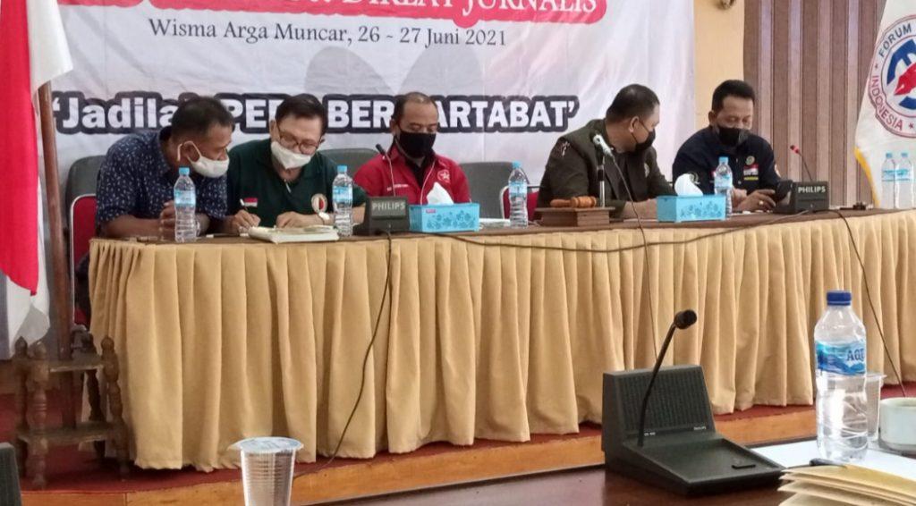 Diklat Jurnalis, FWJ Indonesia