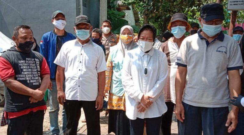 Mensos Tri Rismaharini: Penyelewangan Bansos Di Kota Tangerang