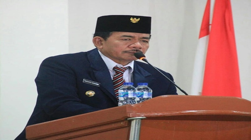 Bupati Nias Barat sampaikan Nota Pengantar Rancangan KUA/PPAS R-APBD Kabupaten Nias Barat Tahun Anggaran 2022.