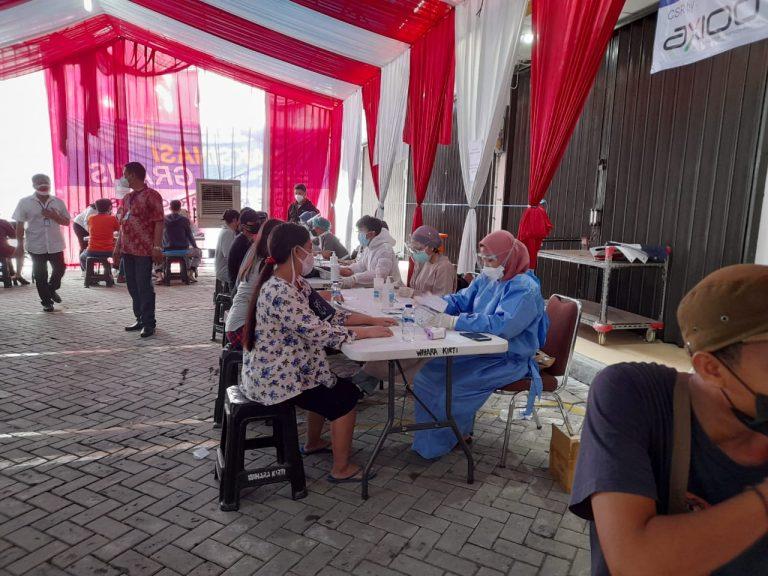 Full Gospel Business Men Felloship International laksanakan Vaksin Gratis