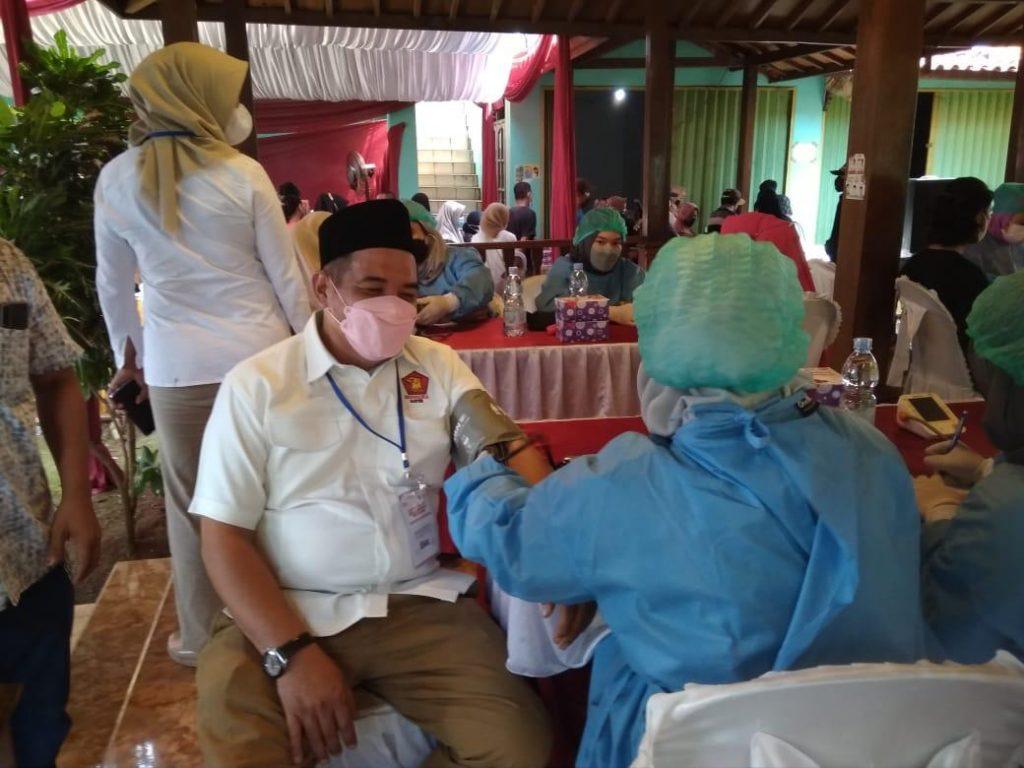 Vaksinasi asal guna memutus Mata rantai Covid 19