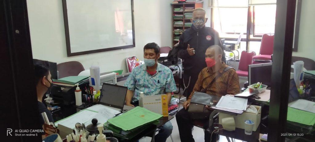 Pengacara Dan Pembina AIPBR Berterimakasih Kepada Polres kabupaten Bogor.