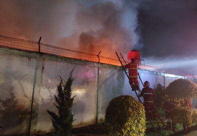 Lapas Kelas I A Tangerang Blok G Terbakar, Diduga 40 Orang Meninggal